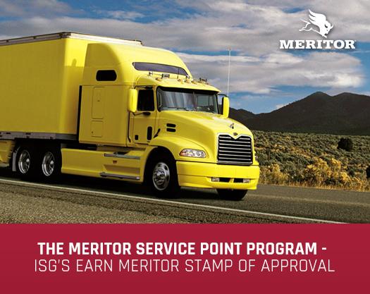 Meritor Service Point Program